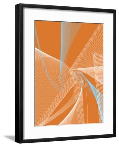 tangil 1-Campbell Laird-Framed Art Print