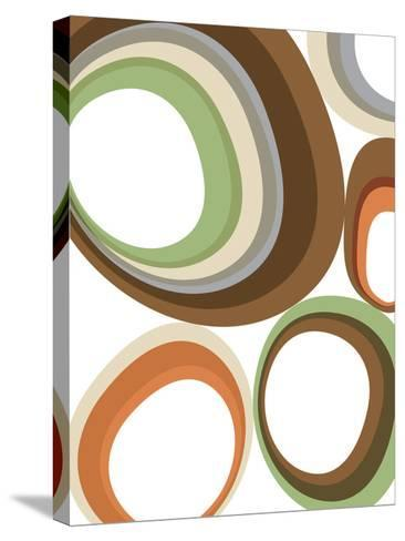 Onoko No.7-Campbell Laird-Stretched Canvas Print