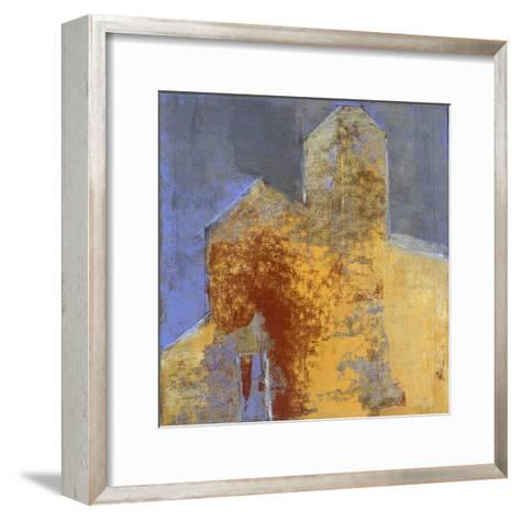 Painted Structure 8-Maeve Harris-Framed Art Print