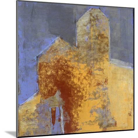 Painted Structure 8-Maeve Harris-Mounted Premium Giclee Print