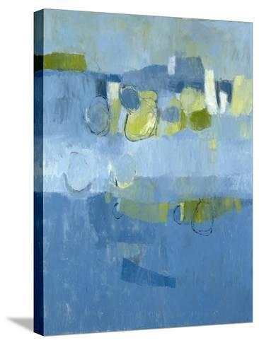 Blue View-Jenny Nelson-Stretched Canvas Print