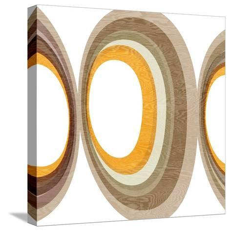 Onoko No.25-Campbell Laird-Stretched Canvas Print