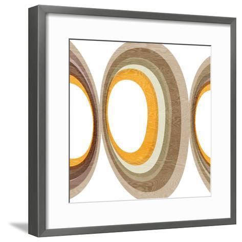 Onoko No.25-Campbell Laird-Framed Art Print