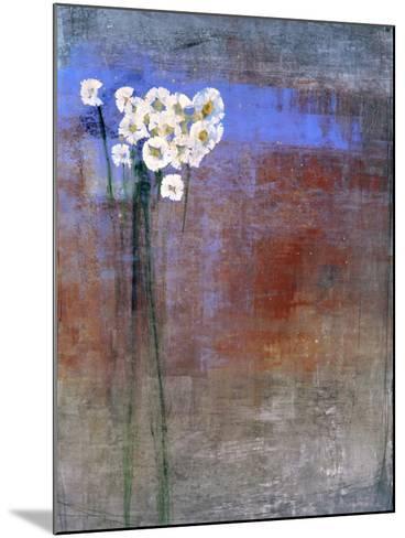 Marguerites 1-Maeve Harris-Mounted Premium Giclee Print