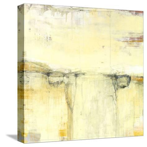 Creme 1-Maeve Harris-Stretched Canvas Print