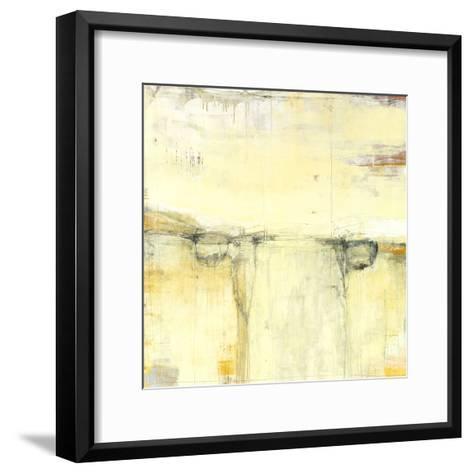 Creme 1-Maeve Harris-Framed Art Print