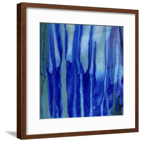 Ink 13A-Tracy Hiner-Framed Art Print