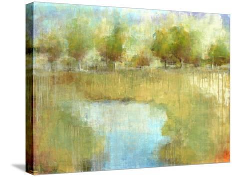Guild Pond 2-Maeve Harris-Stretched Canvas Print