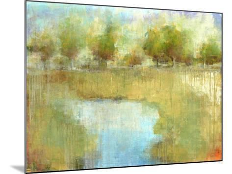 Guild Pond 2-Maeve Harris-Mounted Premium Giclee Print