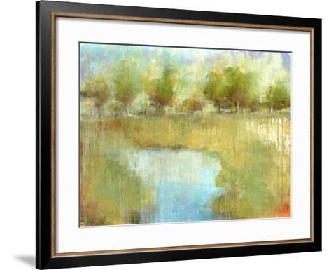 Guild Pond 2-Maeve Harris-Framed Art Print