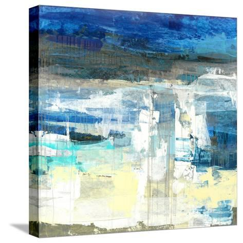 Jetty 1-Maeve Harris-Stretched Canvas Print