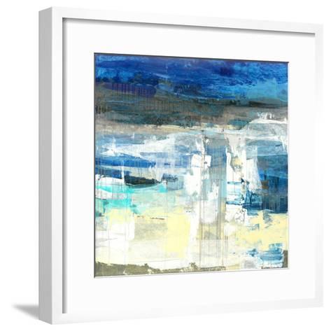 Jetty 1-Maeve Harris-Framed Art Print