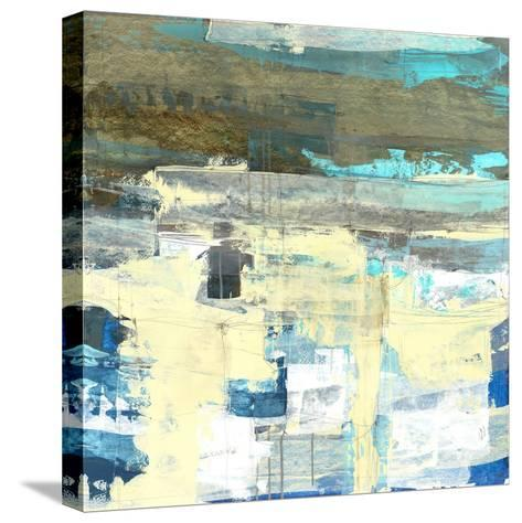 Jetty 2-Maeve Harris-Stretched Canvas Print