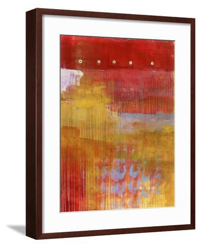 Color Parade 1-Maeve Harris-Framed Art Print