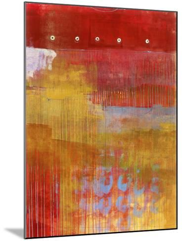 Color Parade 1-Maeve Harris-Mounted Premium Giclee Print