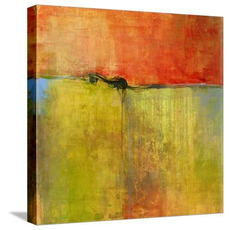 Gesture 2-Maeve Harris-Stretched Canvas Print