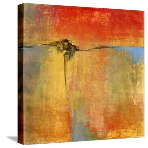 Gesture 3-Maeve Harris-Stretched Canvas Print