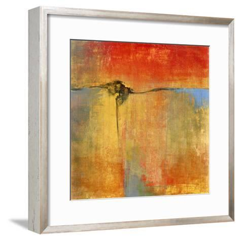 Gesture 3-Maeve Harris-Framed Art Print