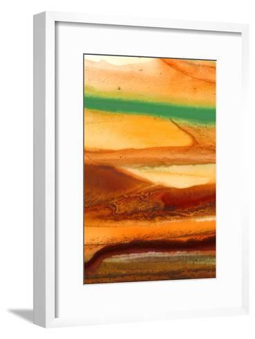 Sunset Splash D-Tracy Hiner-Framed Art Print