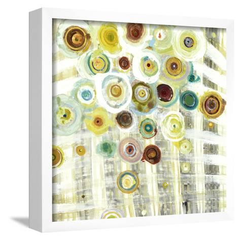 Iluminated Lattice Work 3-Akiko Hiromoto-Framed Art Print