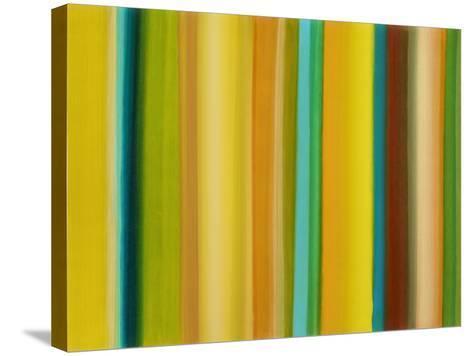 Spring Code-Franka Palek-Stretched Canvas Print