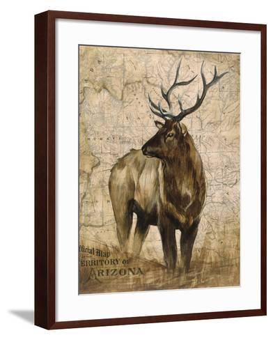 Native Spirit 2-Elizabeth Hope-Framed Art Print
