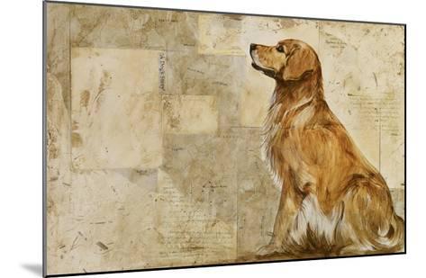A Dog's Story 2-Elizabeth Hope-Mounted Premium Giclee Print