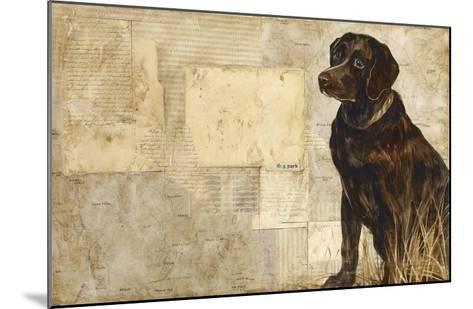 A Dog's Story 4-Elizabeth Hope-Mounted Premium Giclee Print
