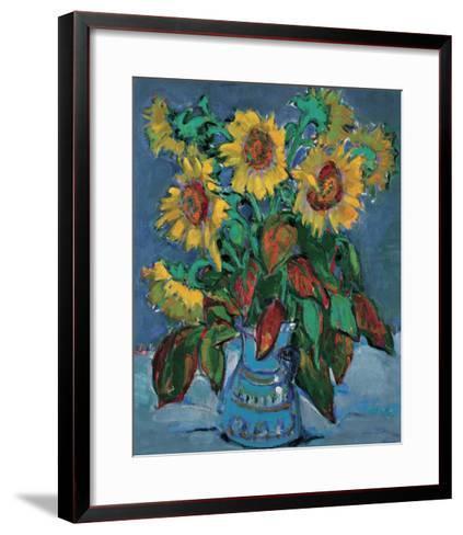 Summer Table-Teresa Llacer-Framed Art Print