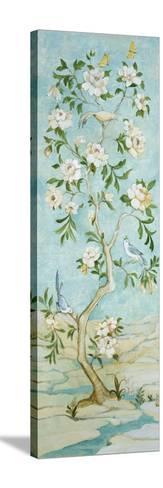 Cystal Garden II-Susan Jeschke-Stretched Canvas Print
