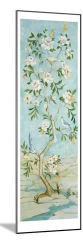 Cystal Garden II-Susan Jeschke-Mounted Premium Giclee Print