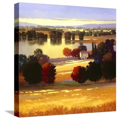 Early Autumn II-Max Hayslette-Stretched Canvas Print