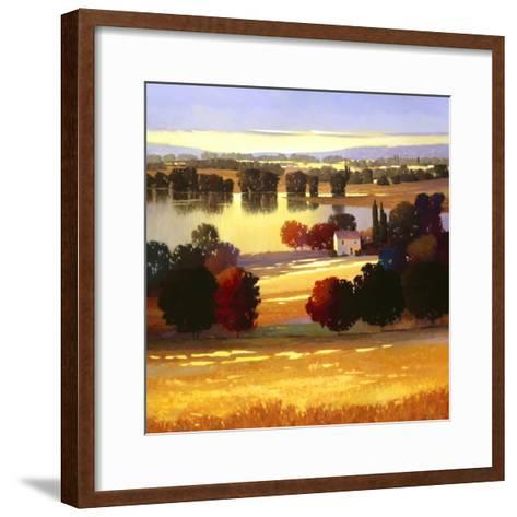 Early Autumn II-Max Hayslette-Framed Art Print