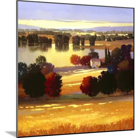 Early Autumn II-Max Hayslette-Mounted Premium Giclee Print