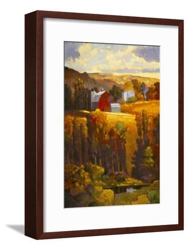 America Suite II-Max Hayslette-Framed Art Print