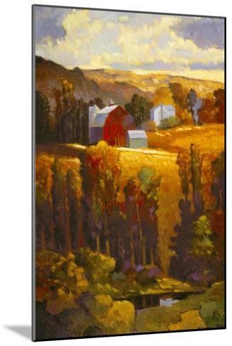 America Suite II-Max Hayslette-Mounted Premium Giclee Print