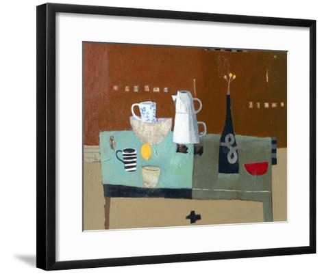 Tablescape-Nathaniel Mather-Framed Art Print