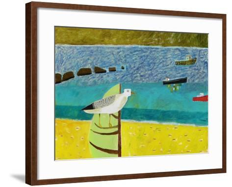 The Lookout-Nathaniel Mather-Framed Art Print