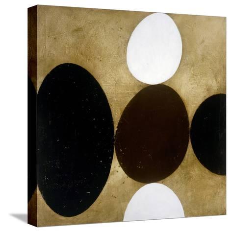 Semplice-JB Hall-Stretched Canvas Print