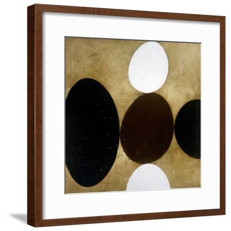 Semplice-JB Hall-Framed Art Print