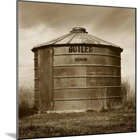 Butler Corn Crib-TM Photography-Mounted Premium Photographic Print