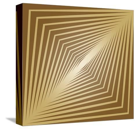 Modern Geometrics C-GI ArtLab-Stretched Canvas Print