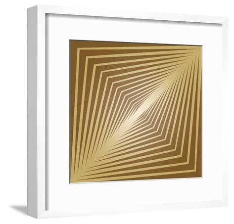 Modern Geometrics C-GI ArtLab-Framed Art Print