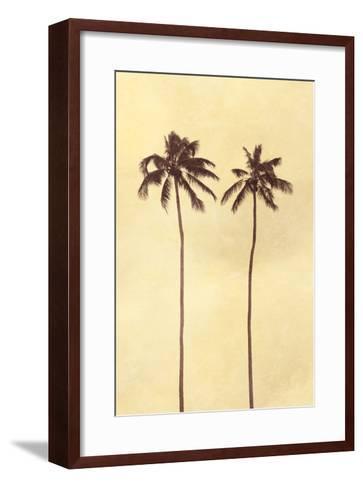 Palm Vista II-Thea Schrack-Framed Art Print
