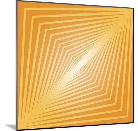 Modern Geometrics D-GI ArtLab-Mounted Premium Giclee Print