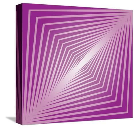 Modern Geometrics F-GI ArtLab-Stretched Canvas Print