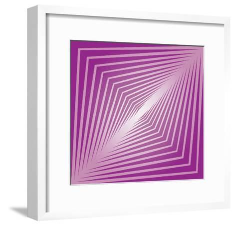 Modern Geometrics F-GI ArtLab-Framed Art Print