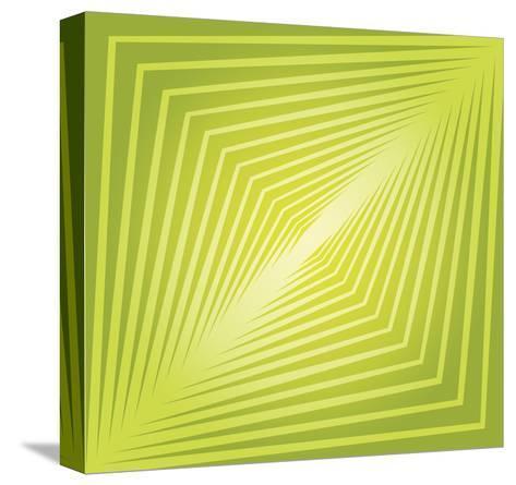 Modern Geometrics H-GI ArtLab-Stretched Canvas Print