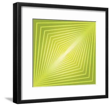 Modern Geometrics H-GI ArtLab-Framed Art Print