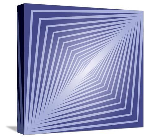Modern Geometrics J-GI ArtLab-Stretched Canvas Print